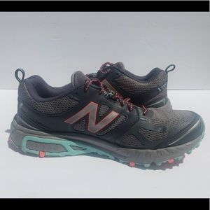 New Balance Shoes - New Balance Trail Running WTE41203 9.5